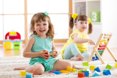 toddlers girls play logical toy learning shapes, arithmetic and colors